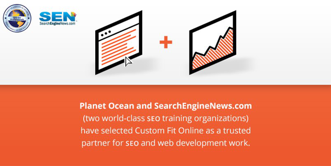 Search Engine News Partnership