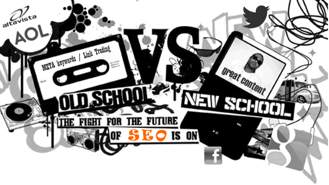 SEO Old School vs New School