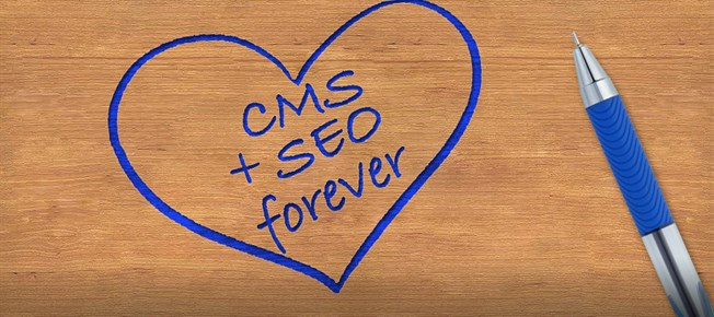 SEO-friendly CMS