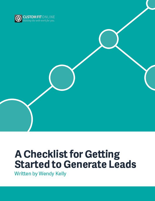 A Checklist for Getting Started to Generate Leads