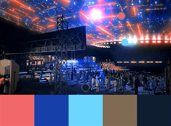 Colour In Film: Close Encounters of the Third Kind