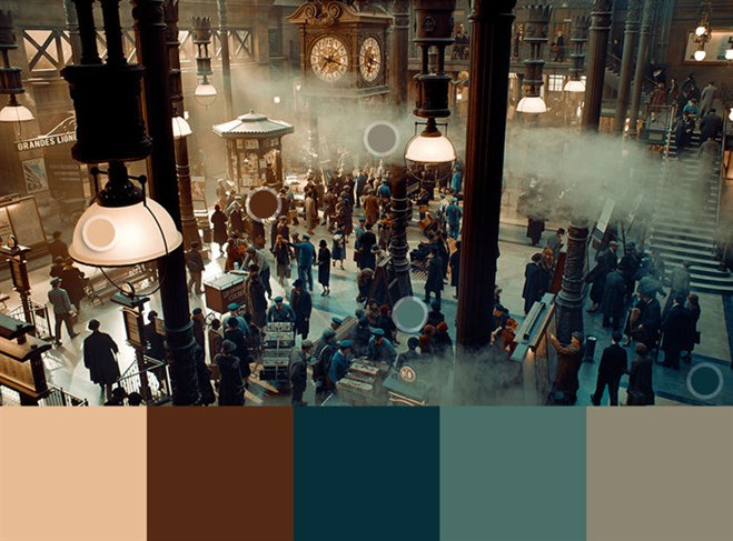 Colour In Film: Hugo
