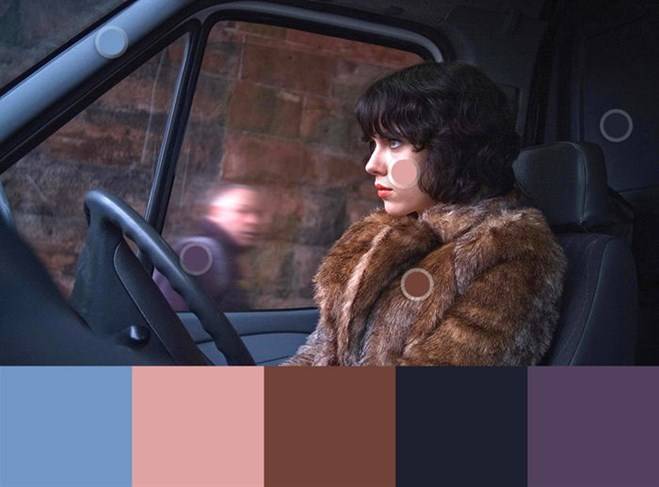 Colour In Film: Under the Skin