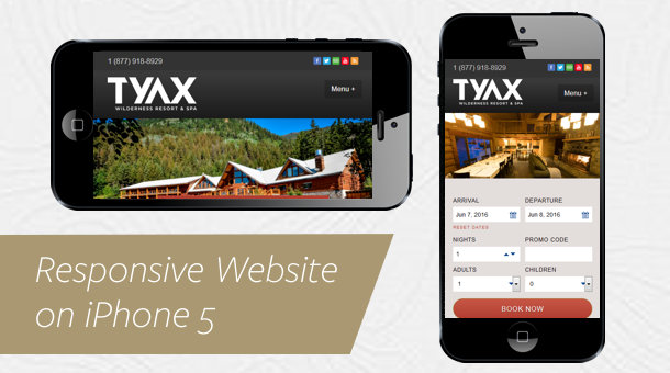 Tyax Website Design & Marketing