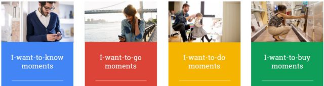 4 Micro-Moments