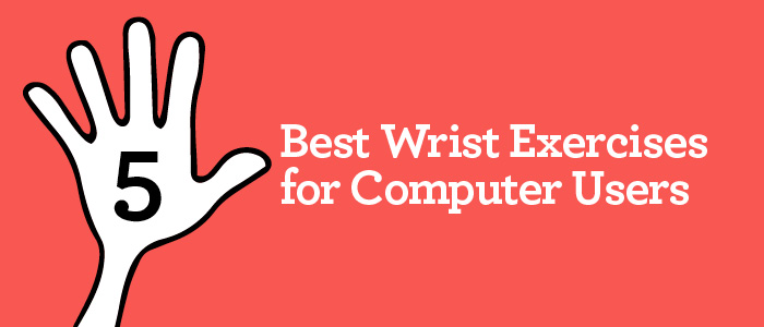 Wrist Exercises - title