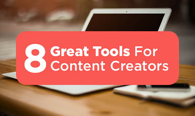 8 Great Tools - Title Image