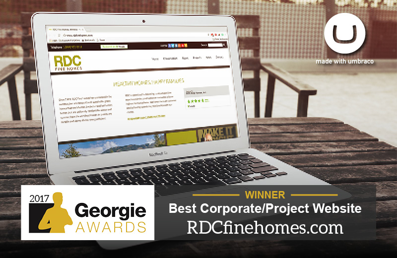RDC Website Award