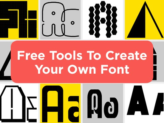Make custom fonts for free with these 3 programs for Create a program online
