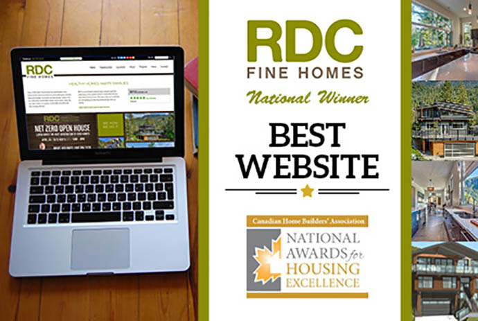 RDC best website CHBA Nationals