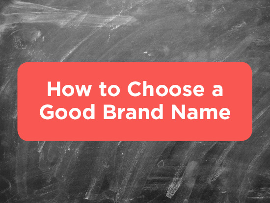 How To Name Your Brand - title