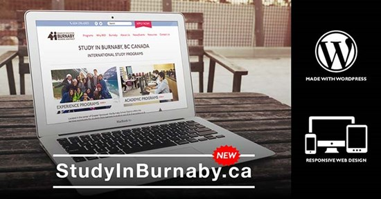 New Study In Burnaby Website Is Live
