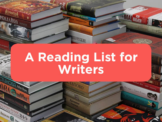 Reading List for Writers title