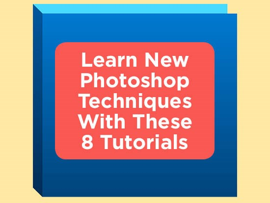 8 Free Photoshop Tutorials for Beginners and Beyond