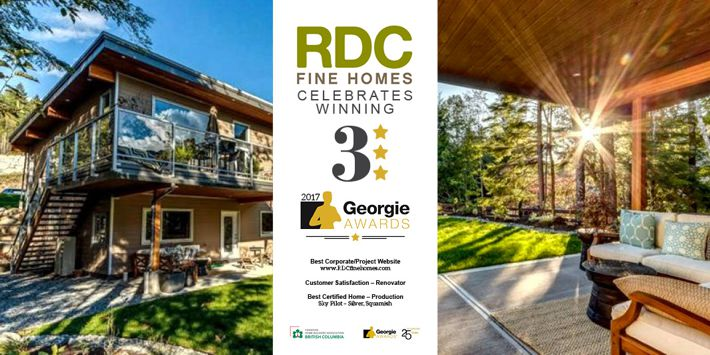 RDC Georgie Awards