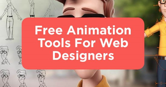 Free Animation Tools For Web Designers