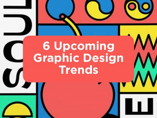 6 Cool Graphic Design Trends in 2019