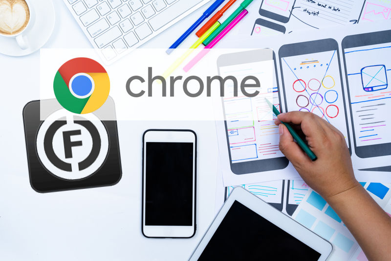 Google Chrome Extensions for Web Design