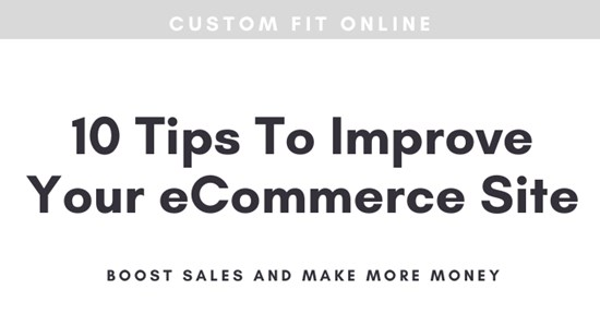 10 Principles of a Great eCommerce Site (Infographic)