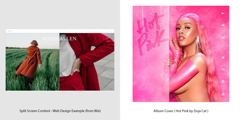 Album Covers & Web Design Trends - 2