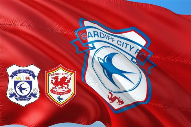 Cardiff City FB Rebrand