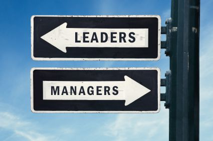 The Difference Between Leaders & Managers